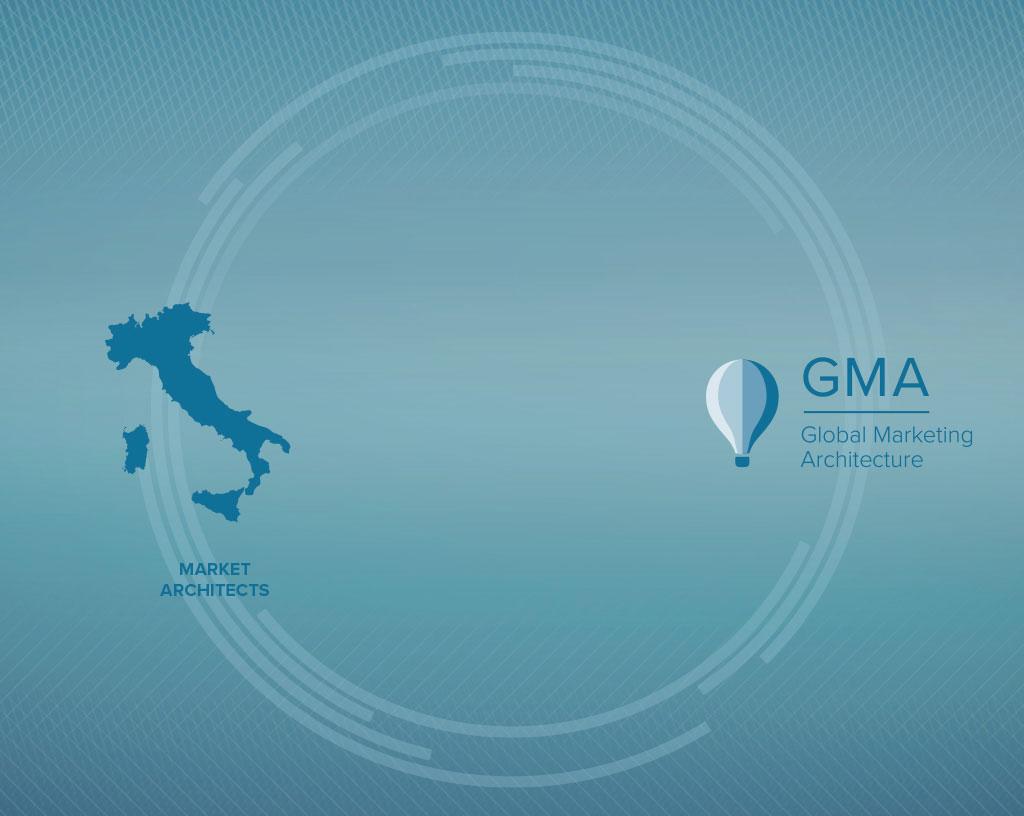 GMA Global Marketing Architecture - Grafica persone